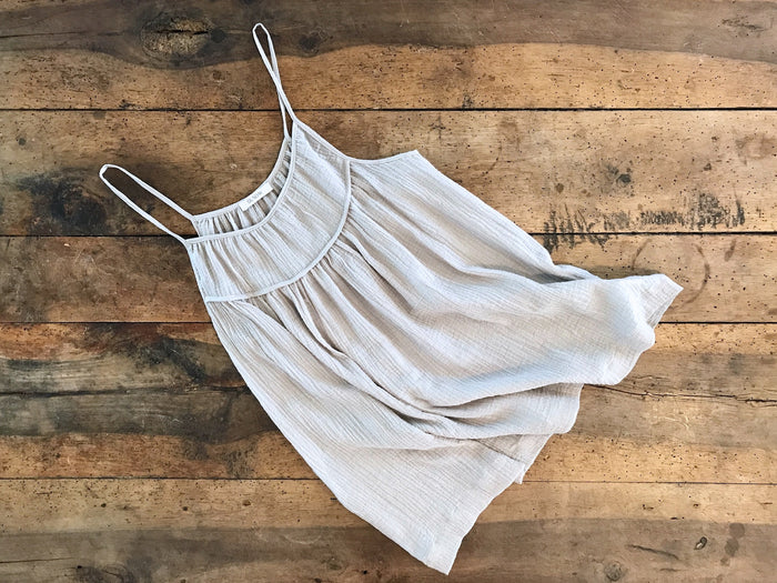 Beach Cami | Cement