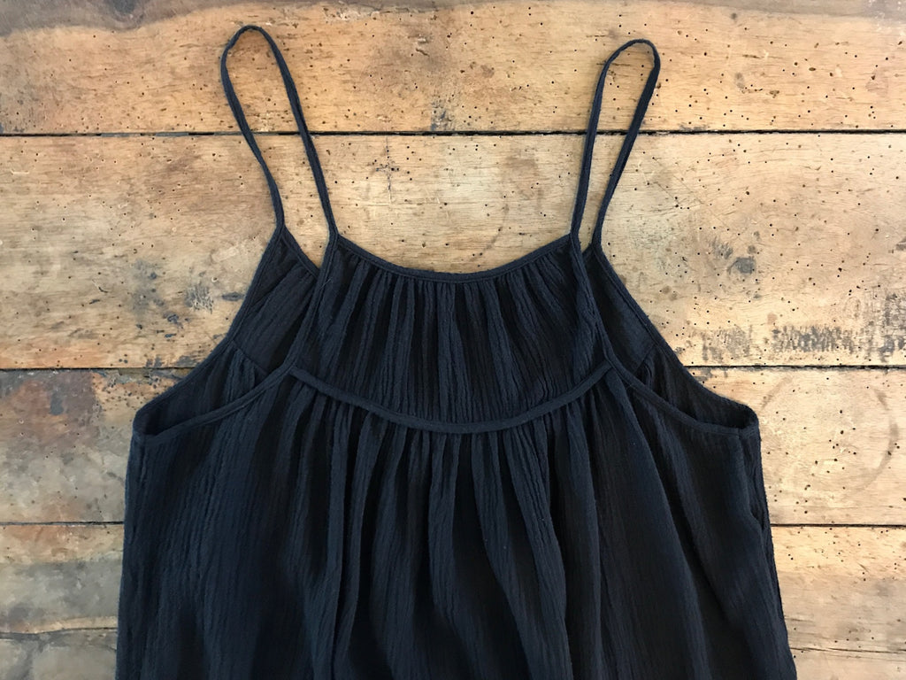 Beach Cami | Black