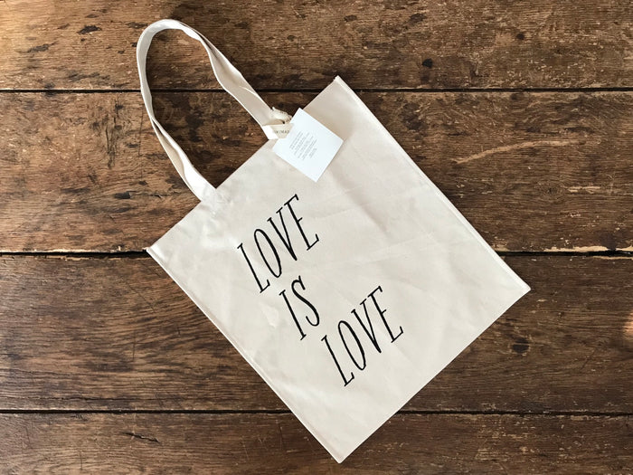 Canvas Tote | Love Is Love