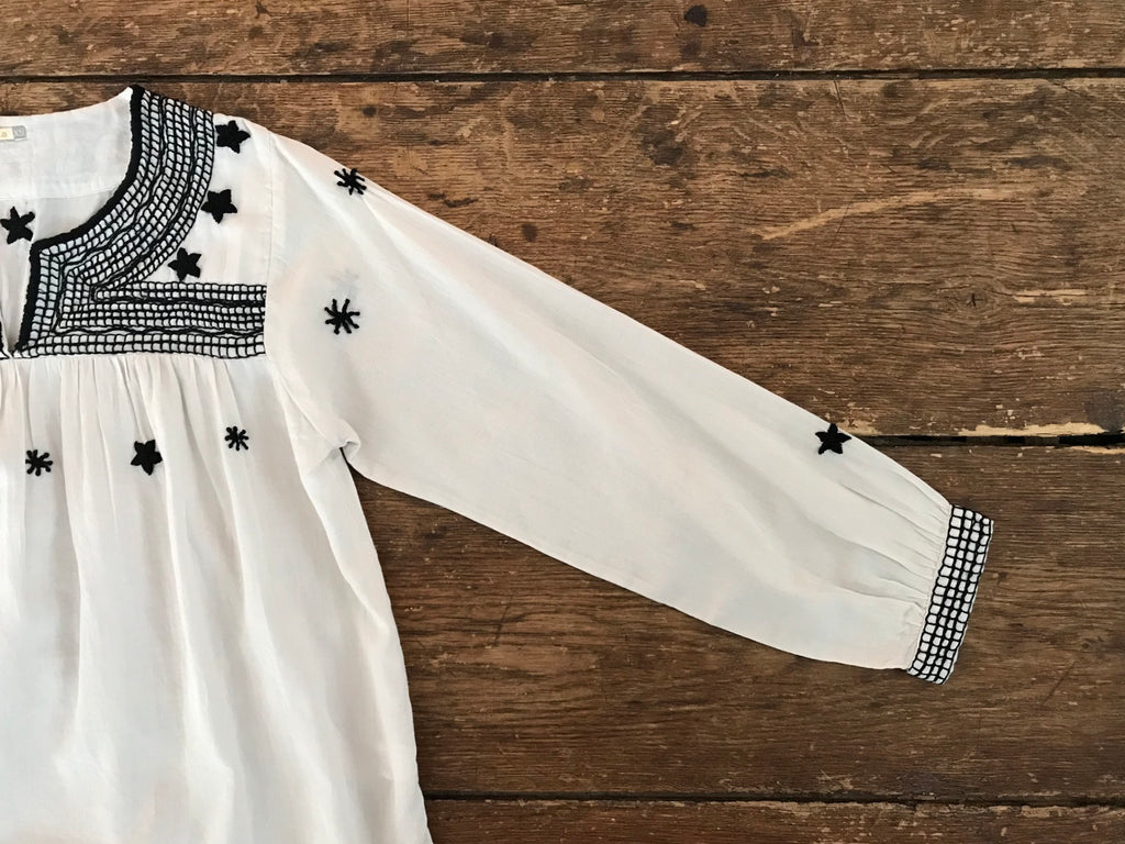 Camila Star Top | Fog