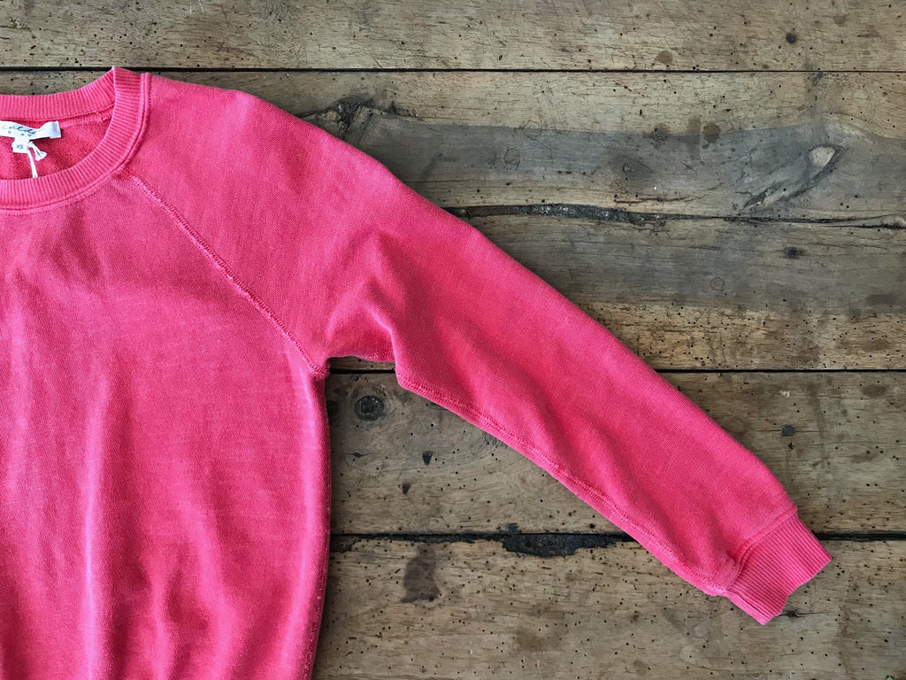 Brady Sweatshirt | Vintage Red
