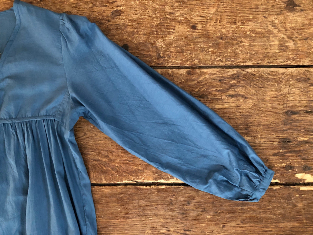 Shakti Dress | Denim