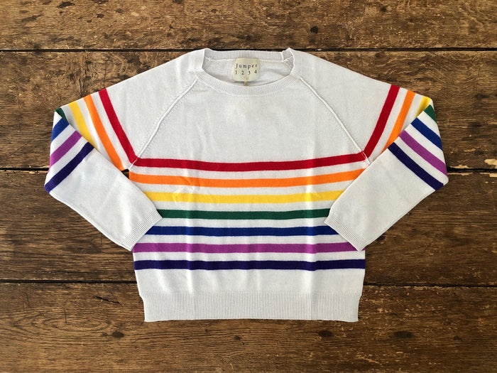 Cashmere Crew | Rainbow Oyster