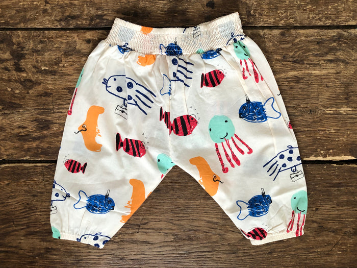Pants | Shoal of Fish