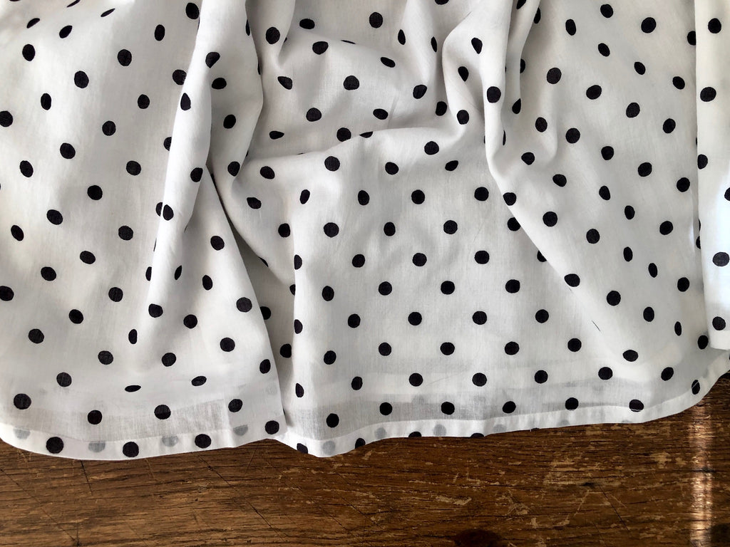 Avantika Dress | Polka Dot