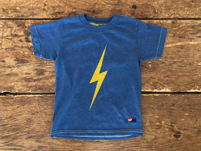 Bolt Tee | Royal Blue