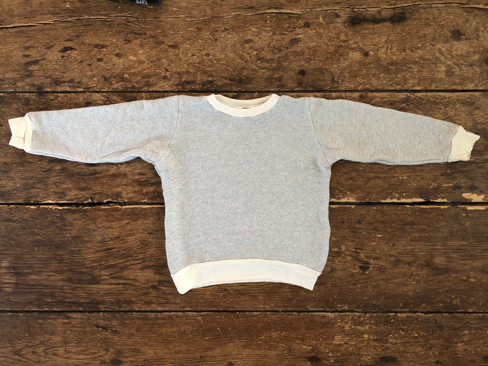 Textured Crewneck | Natural