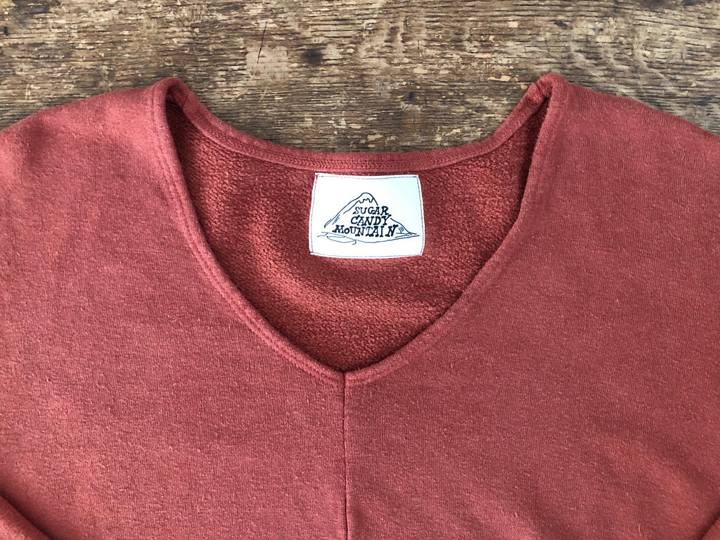 Monterey Top | Brick