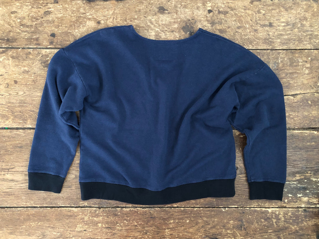 Monterey Top | Navy