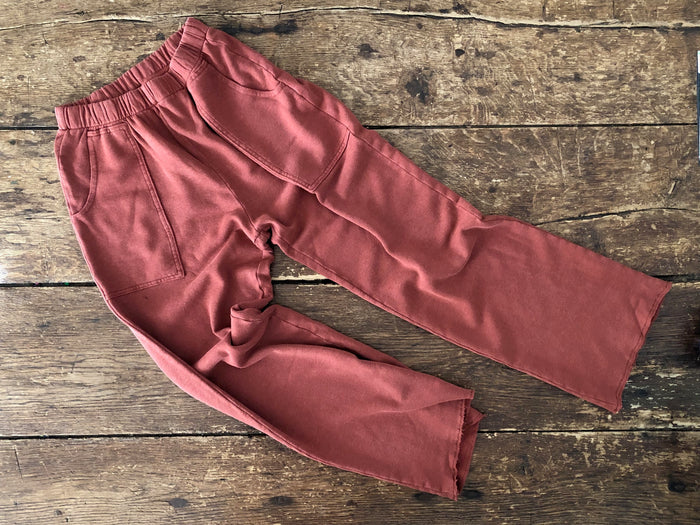 Alpine Pants | Brick