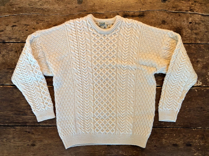 Aran Sweater | Natural