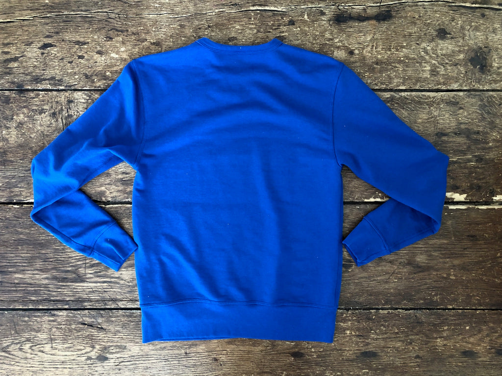 Masshole | Royal Sweatshirt S
