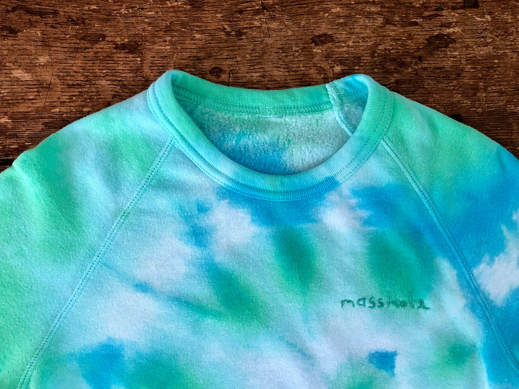 Masshole | Green Blue S