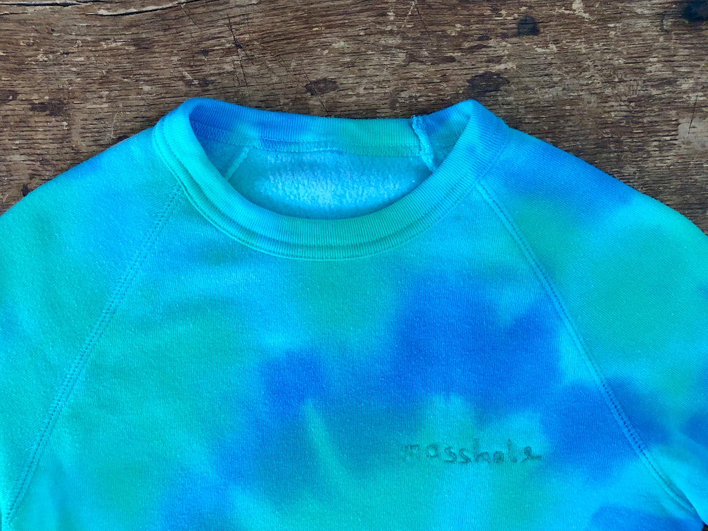 Masshole | Green Blue XS