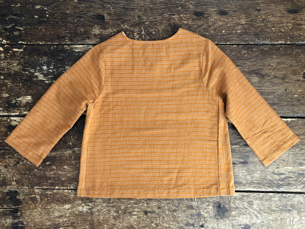 Dockside Top | Umber