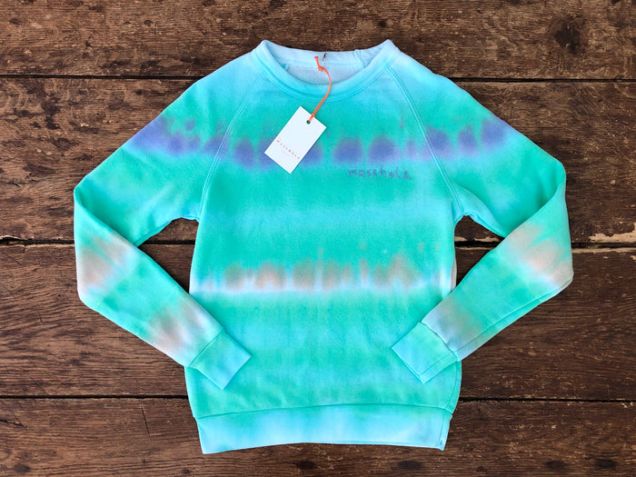 Masshole | Sea Green Tie-Dye XS