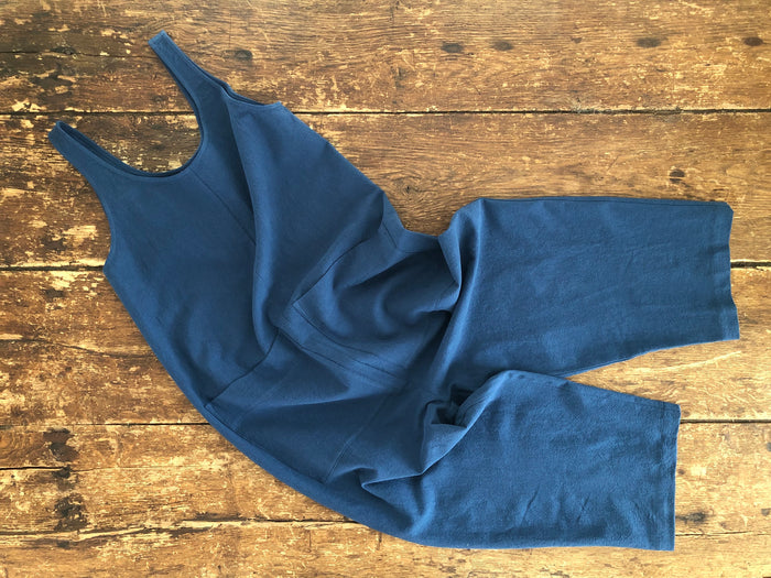 Gary Jumpsuit | Dark Blue