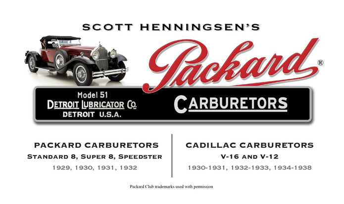 Packard Carburetors