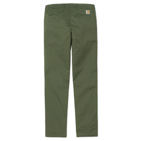 Sid Pant - Rover Green Rinsed