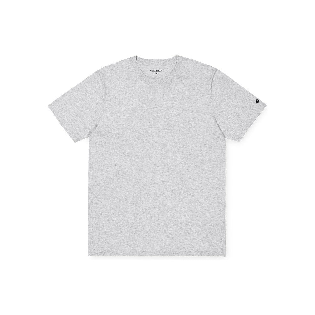 S/S Base T - Grey Heather
