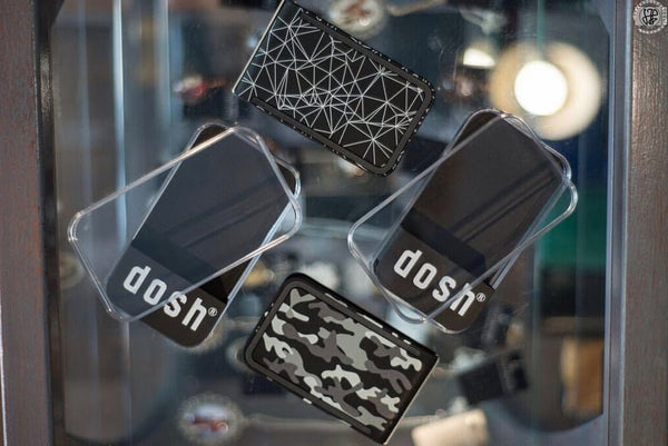 Dosh Luxe Wallet - Constellation