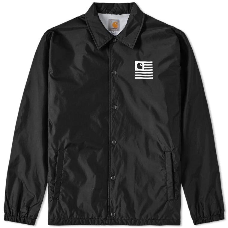 State Coach Jacket - Black