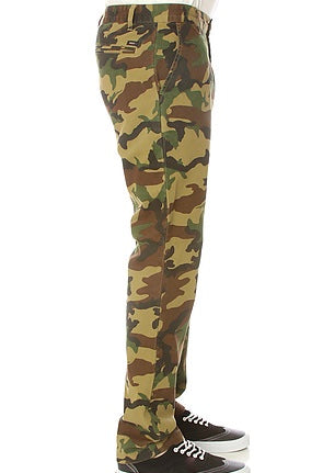 Layover Chino Pants -  Field Camo .