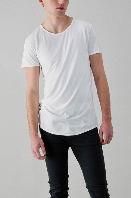 Tait Bamboo Cotton T