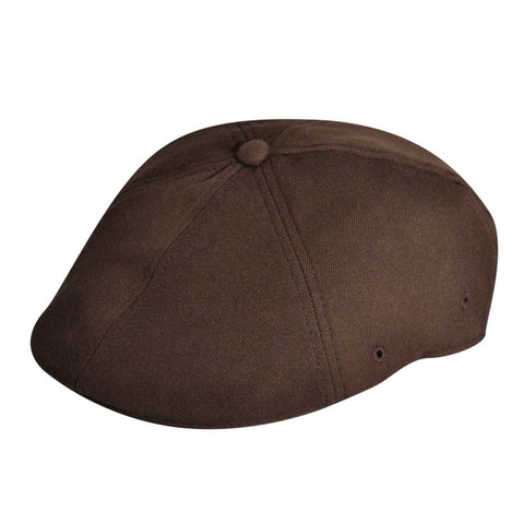 504 Wool Flexfit Cap - Brown