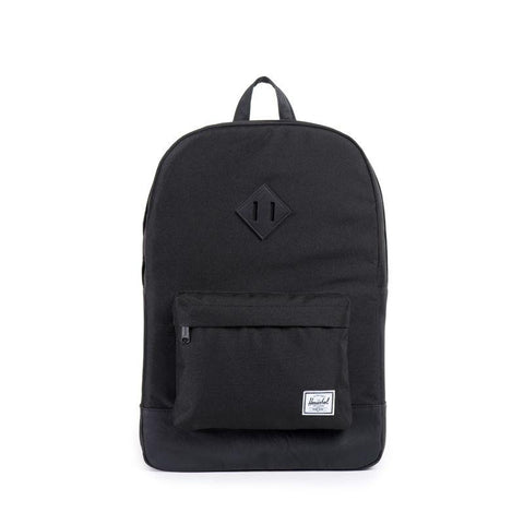Heritage Backpack - Black / Black
