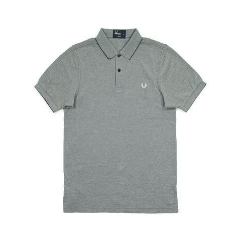 Slim Fit Oxford Polo Shirt