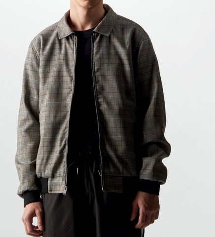 Reversible Mora Jacket - Black