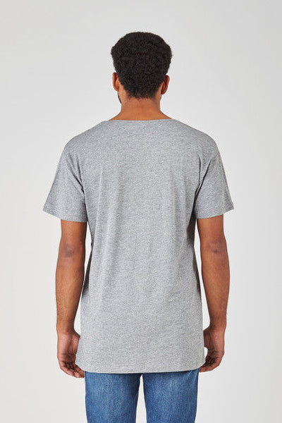 Certain Tee - Grey Marle