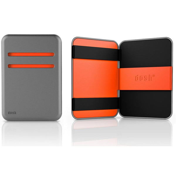 Dosh Magic Wallet - Tangerine