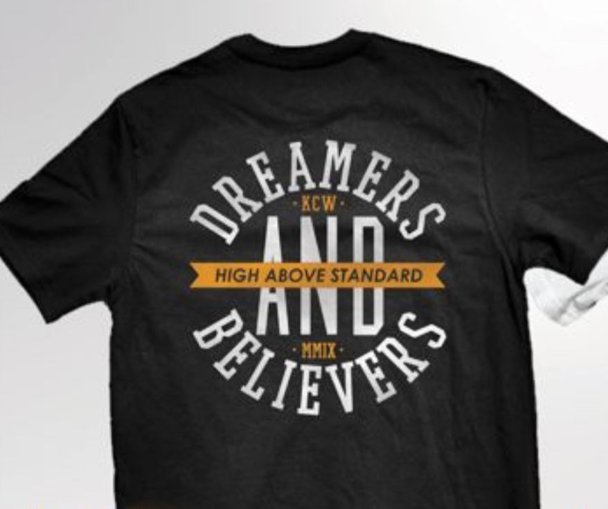 Dreamers and Believers  T