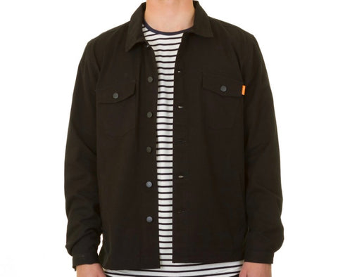 Rail Jacket - Black