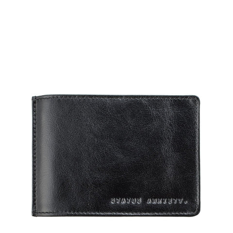 Perez Wallet - Black