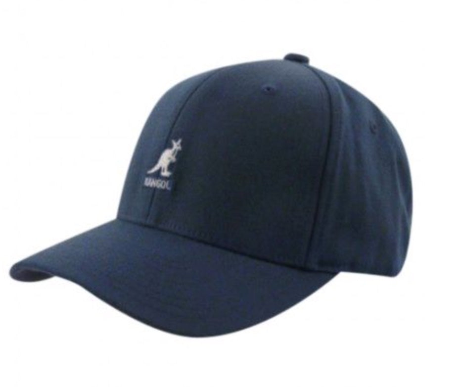 Flex-Fit Baseball Cap - Navy