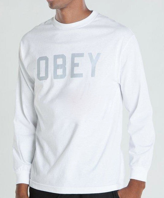 Collegiate Long Sleeve T