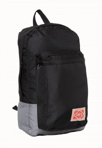 Commuter Pack - Black/Grey