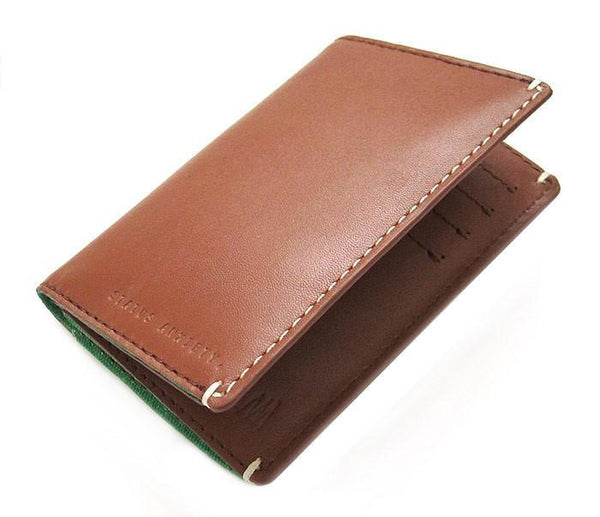 Seth Wallet - Brown