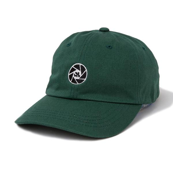 Camera Club Dad Hat - Green