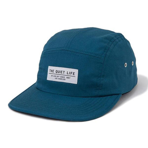 Foundation 5 Panel Cap - Carribean Blue