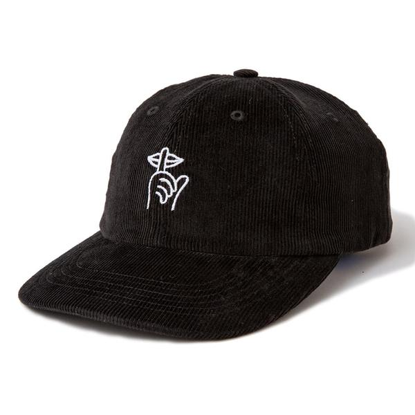 Shhhh Polo Hat - Black