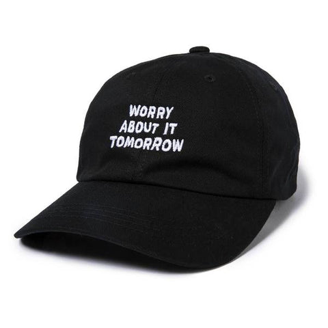 Worry about it dad hat