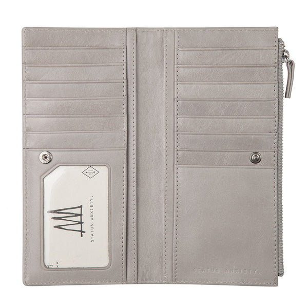 Dakota Wallet - Light Grey