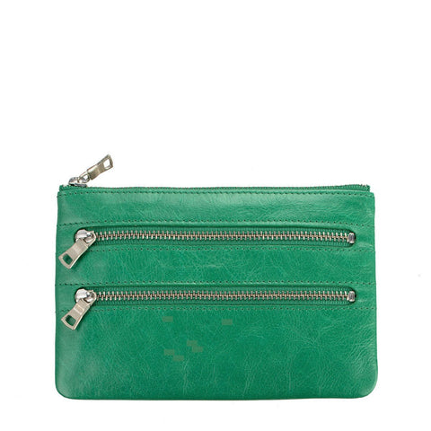 Molly Wallet - Emerald