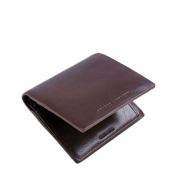 Nathaniel Wallet -  Chocolate