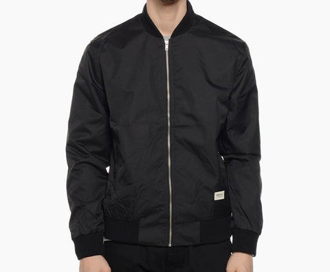 Norton Bomber Jacket - Black