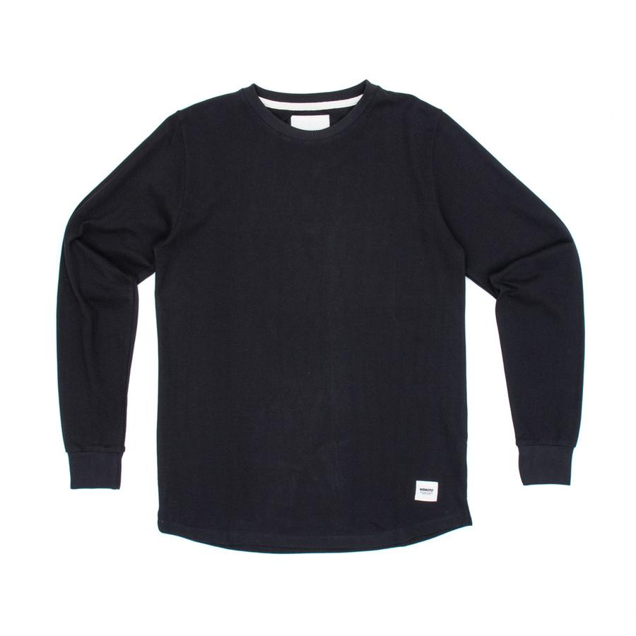 Midland L/S Shirt - Black